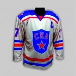 Хоккейный свитер СКА 1