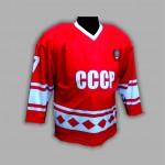 Хоккейный свитер СССР