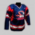 Хоккейный свитер ТИГРЫ 2