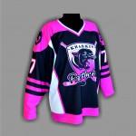 Хоккейный  свитер ХК Пантеры