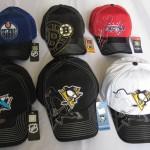 Кепки с символикой команд NHL